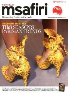 Msafiri: Kenya Airways Inflight Magazine