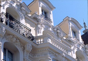 Le Gimaldi Hotel in Nice