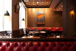 The Bailey New York Pub and Brasserie off Wall Street